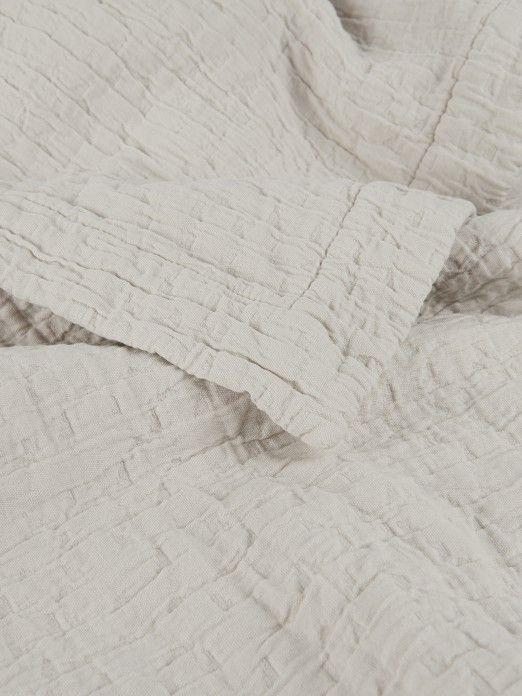 Wrinkle Washed Coverlet