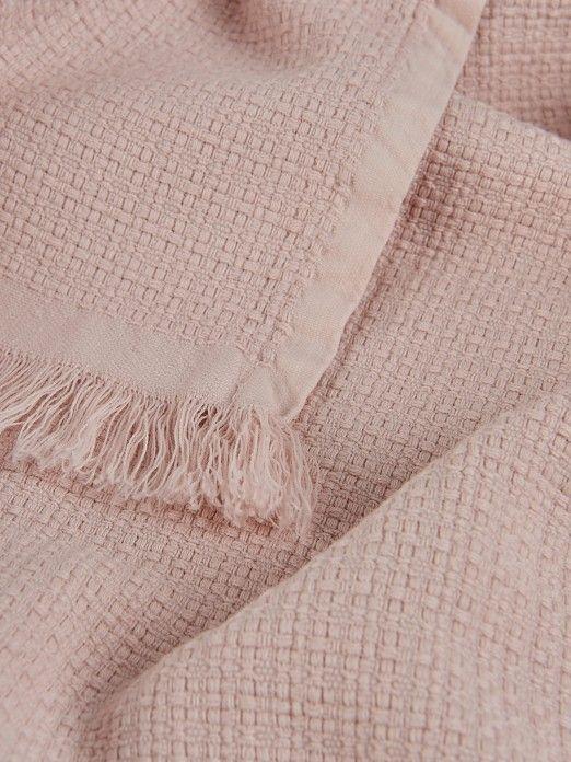 Pure Cotton Throw